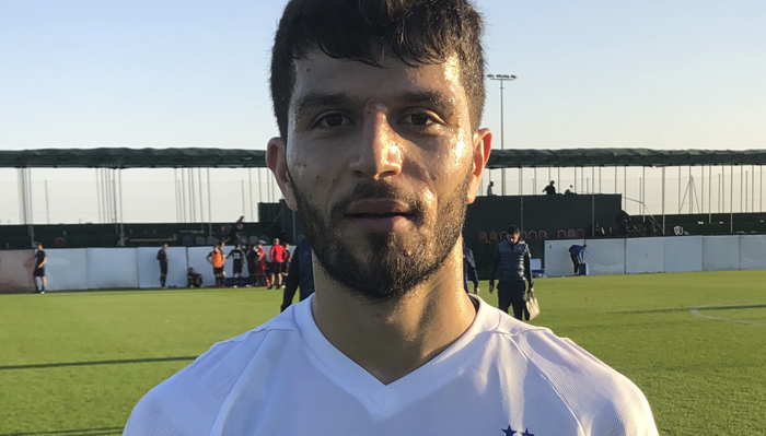 Masharipov Jalol scored number two for Pakhtakor